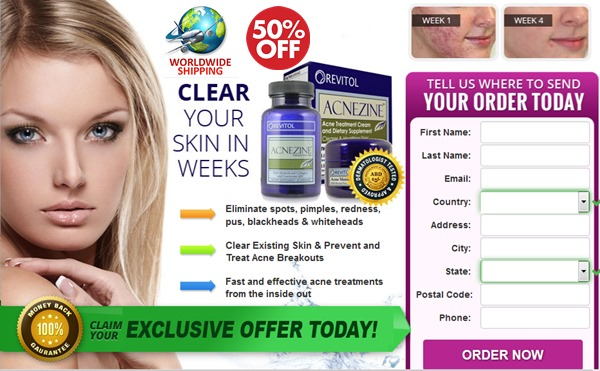 Revitol Acnezine Review How To Buy Acnezine At Cheap Price